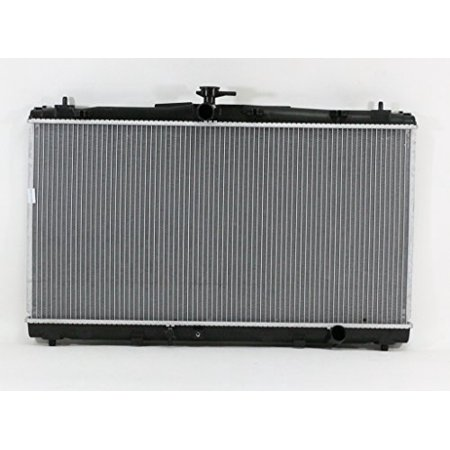 Radiator - Pacific Best Inc For/Fit 13269 12-17 Toyota Camry Hybrid L4 2.5/3.5L AT 13-17 Avalon Hybrid USA Plastic Tank Aluminum