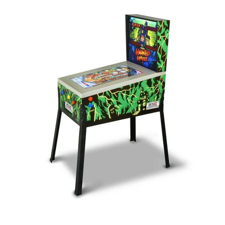 Haunted House 3D Digital Pinball Machine, ToyShock, 77000