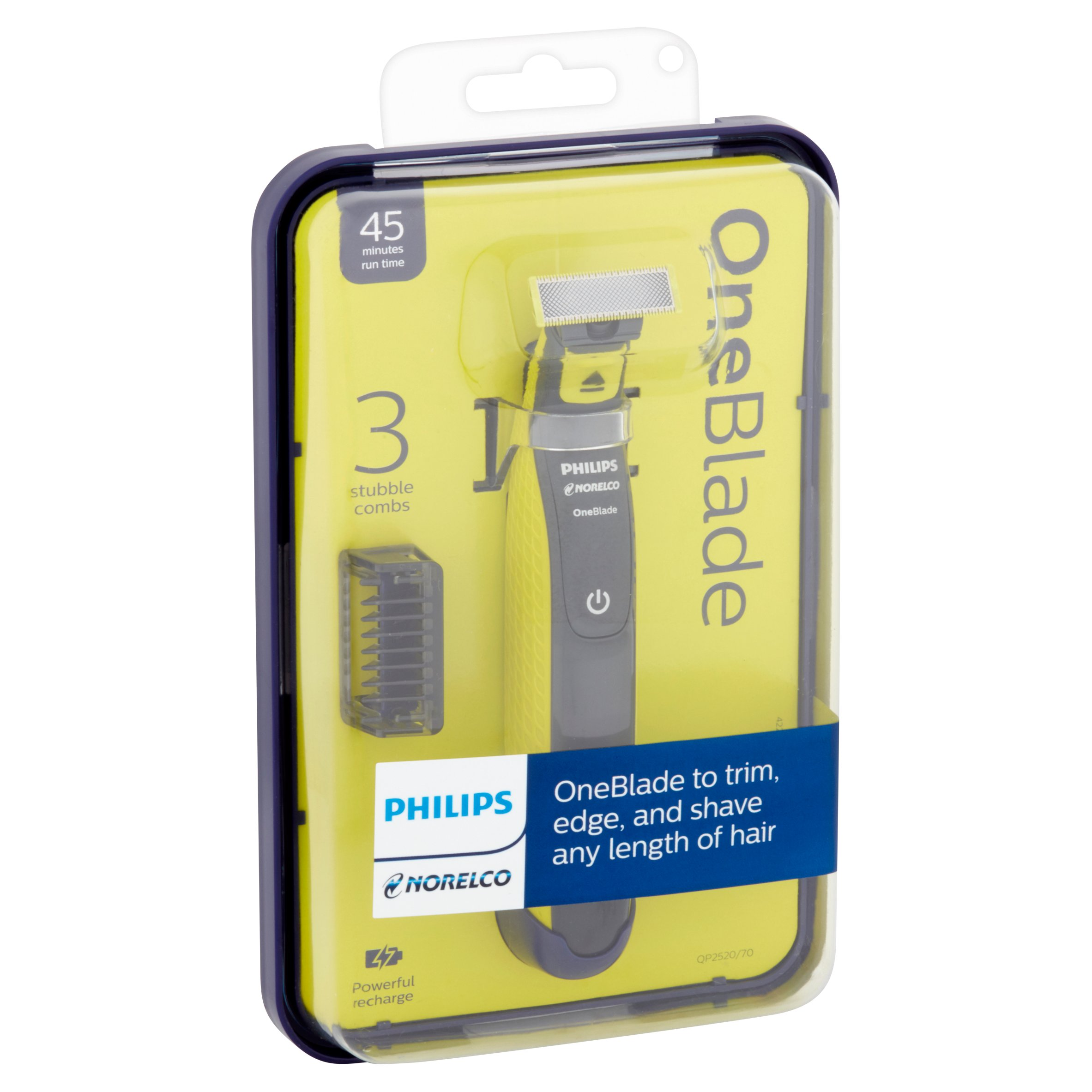 Philips Norelco Oneblade Hybrid Electric Trimmer And Shaver  # Ouedkniss Meuble Tv