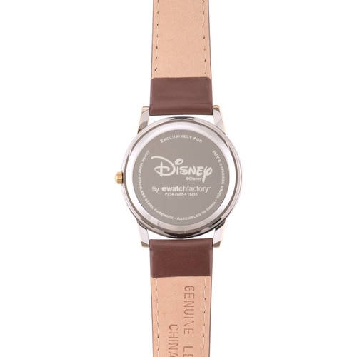 6eedc10545f2 Disney - Classic Mickey Mouse Women s Two-Tone Cardiff Alloy Watch ...