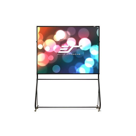Elite Screens Portable Mobile Stand for Elite Screens Whiteboard Dry-Erase Projection Screens by