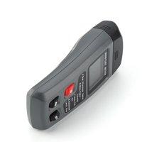 LHCER Digital LCD Wood Moisture Meter Humidity Tester Timber Damp Detector ,Wood Moisture Meter, Digital Wood Moisture Meter