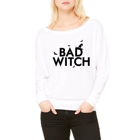 Good Holidays For Couples (Artix Bad Witch Matching Couples w Good Witch Witchcraft Gift 4 Wizard Halloween Christmas Party Best Friend Matching Couples Women Flowy Off Shoulder)
