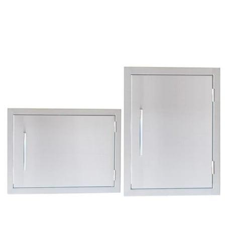 14 x 20 beveled frame horizontal door. Black Bedroom Furniture Sets. Home Design Ideas
