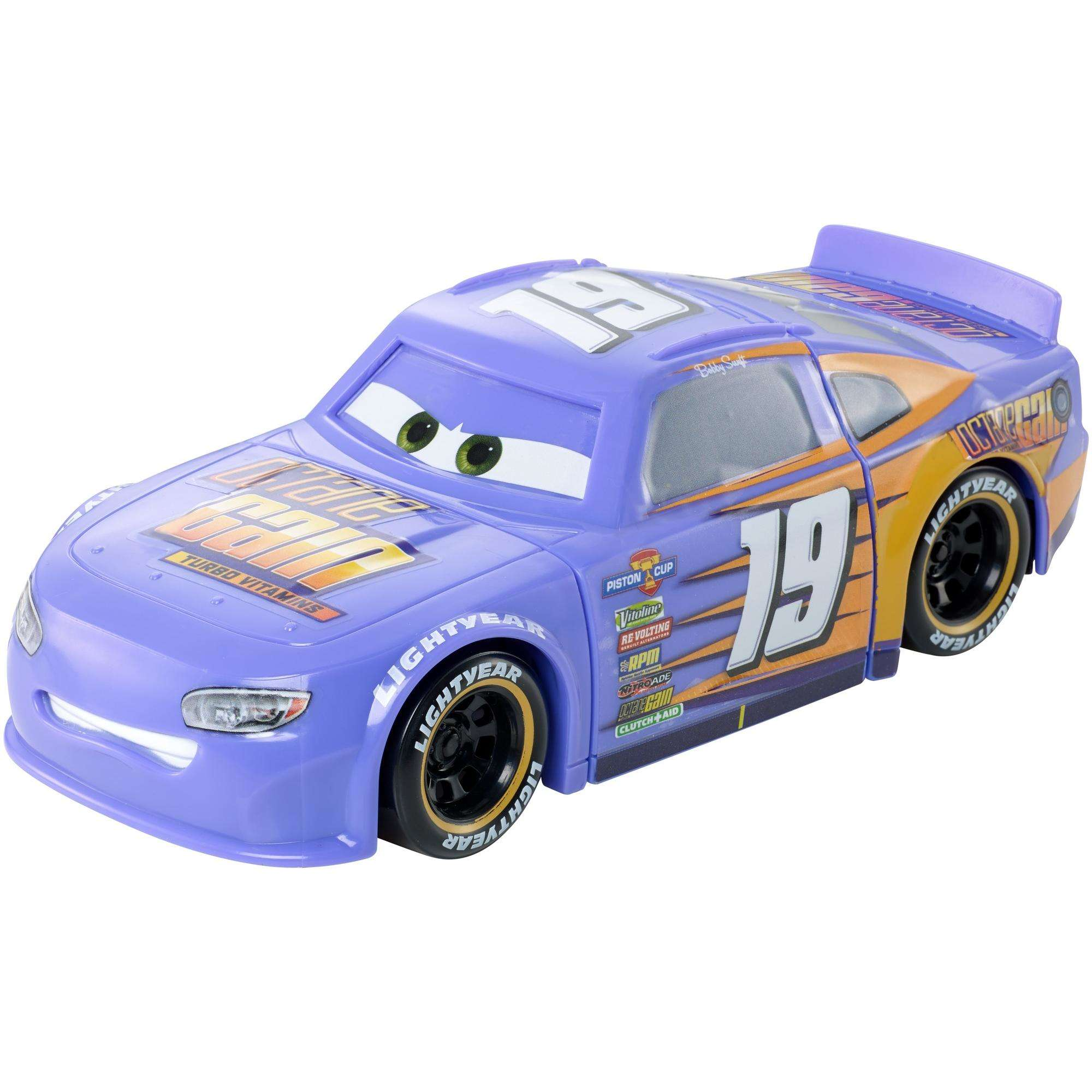 Disney/Pixar Cars 3 Race & Reck' Bobby Swift Vehicle