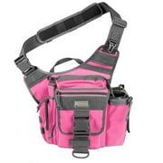 Maxpedition Jumbo Versipack (Pink-Foliage) Multi-Colored