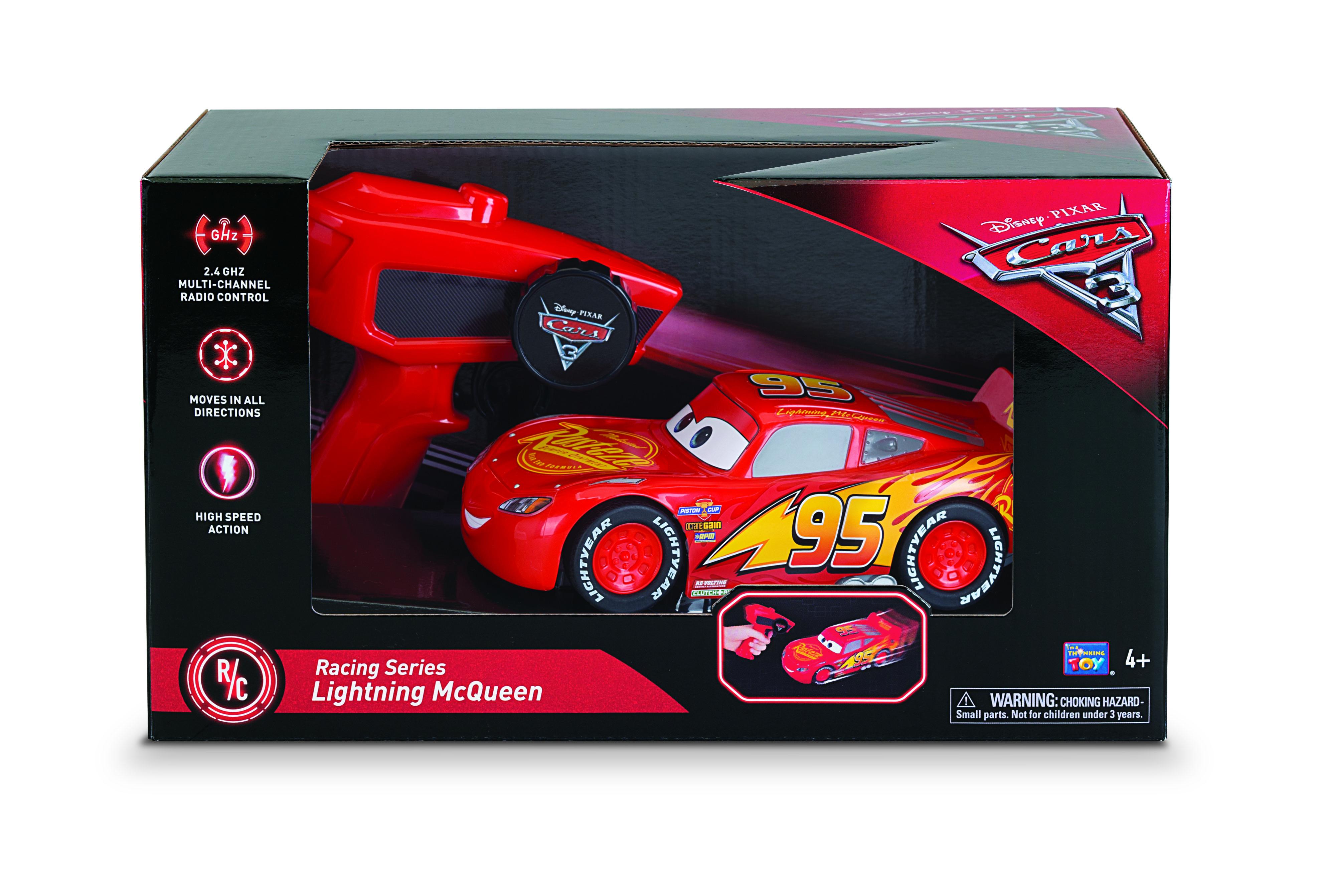 Cars 3 Racing Series Lightning McQueen