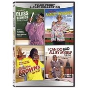 Tyler Perry 4-Play Collection by