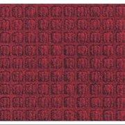 ANDERSEN 2000550316070 Waterhog Classic(TM)Mat, Red/Black, 3x16ft