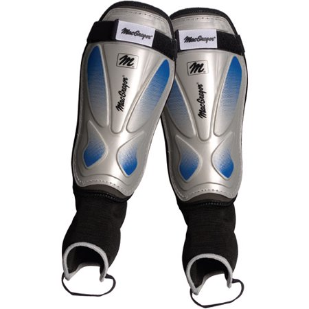 Macgregor Padded Ankle Shin Guard (Adult and Youth Sizes)