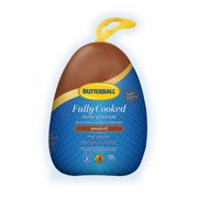 Butterball Fully Cooked Smoked Turkey Breast, Gluten-free, Frozen