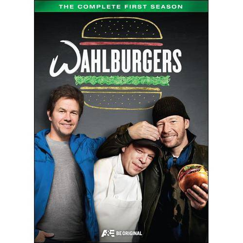 The Wahlburgers: The Complete First Season