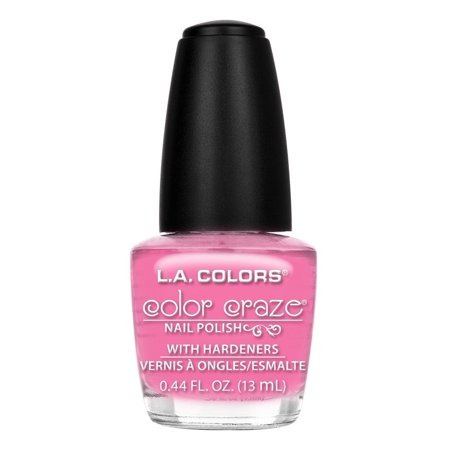 LA Colors Color Craze Nail Polish, Aloha, 0.44 - B&m Halloween