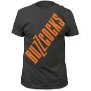 Buzzcocks Men's  Buzzcocks Slim Fit T-shirt Charcoal