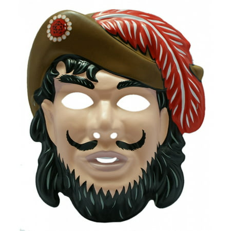 Captain Hook Mask Child Costume Mask