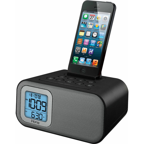 iHome Bluetooth Dual Alarm Clock