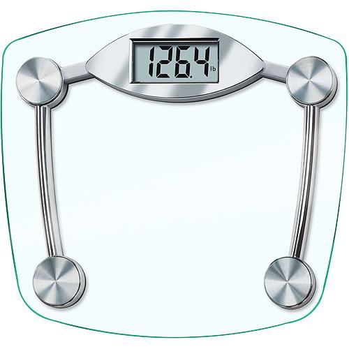 Taylor Model 7506 Glass Electronic Bath Scale