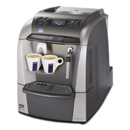 Lavazza 2312 Blue 2312 Espresso/cappuccino Machine, 1-gal Tank, Silver/gray,18.6x12.9x15.4