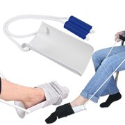 Siaonvr Sock Aid With Handles And Length Adjustable Cords Kit Shoe Horn Pain Stretching