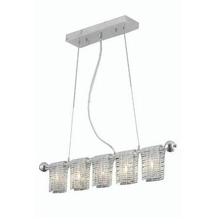 Orren Ellis Darcelle Light Kitchen Island Pendant Walmartcom - Kitchen light fixtures walmart