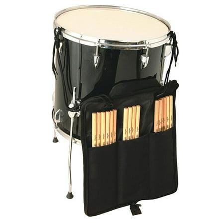 On Stage Dsb6700 3 Pocket Drum Stick Bag