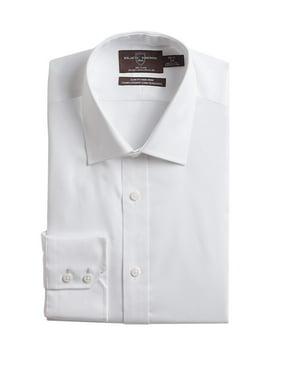 Slim-Fit Non-Iron Cotton Dress Shirt