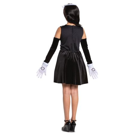 Bendy and the Ink Machine Girls Alice Angel Classic Costume - image 2 de 2
