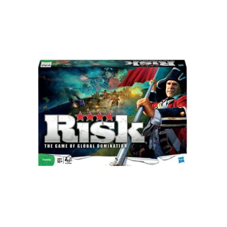 Hasbro Risk Game (Risk Takers Clothing)