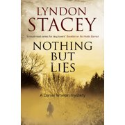 Daniel Whelan Mystery: Nothing But Lies: A British Police Dog-Handler Mystery (Hardcover)(Large Print)