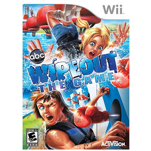 Wipeout: The Game (Wii) - Pre-Owned