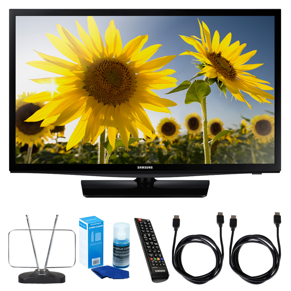 Samsung UN28H4500) 28-Inch 720p HD Slim LED TV Clear Moti...