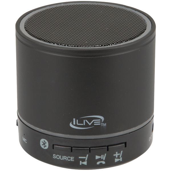 iLive Portable Wireless Speaker, ISB07B