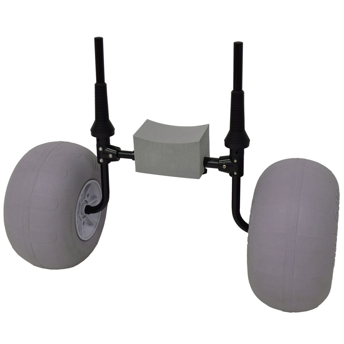 Click here to buy Xpress Scupper Kayak Cart with Beach Wheels.