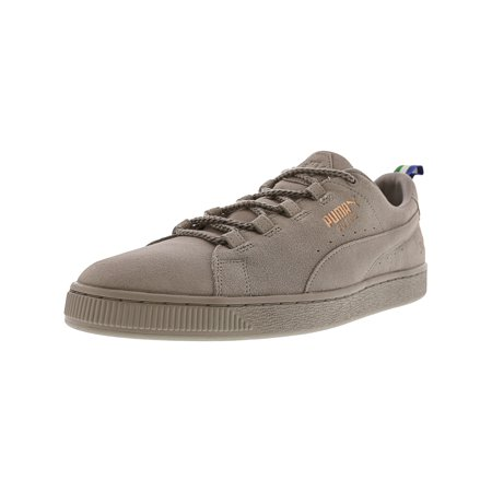 - Puma Men's Suede Big Sean Ash / Ankle-High Fashion Sneaker - 8.5M