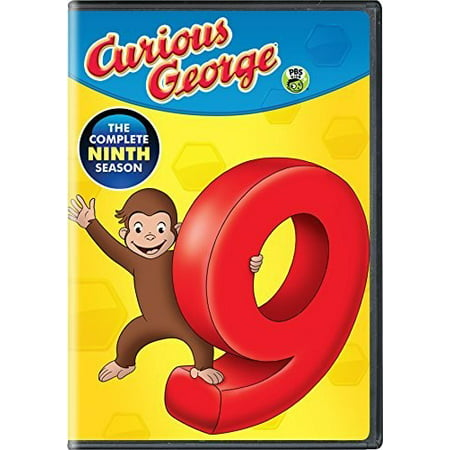 Curious George: The Complete Ninth Season (DVD)