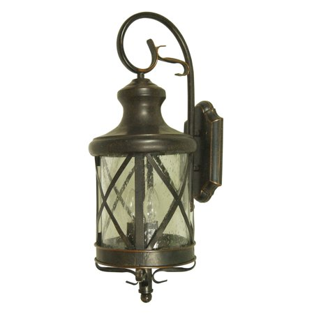 Taysom 2 Light Exterior Lighting in Oil Rubbed Bronze ()