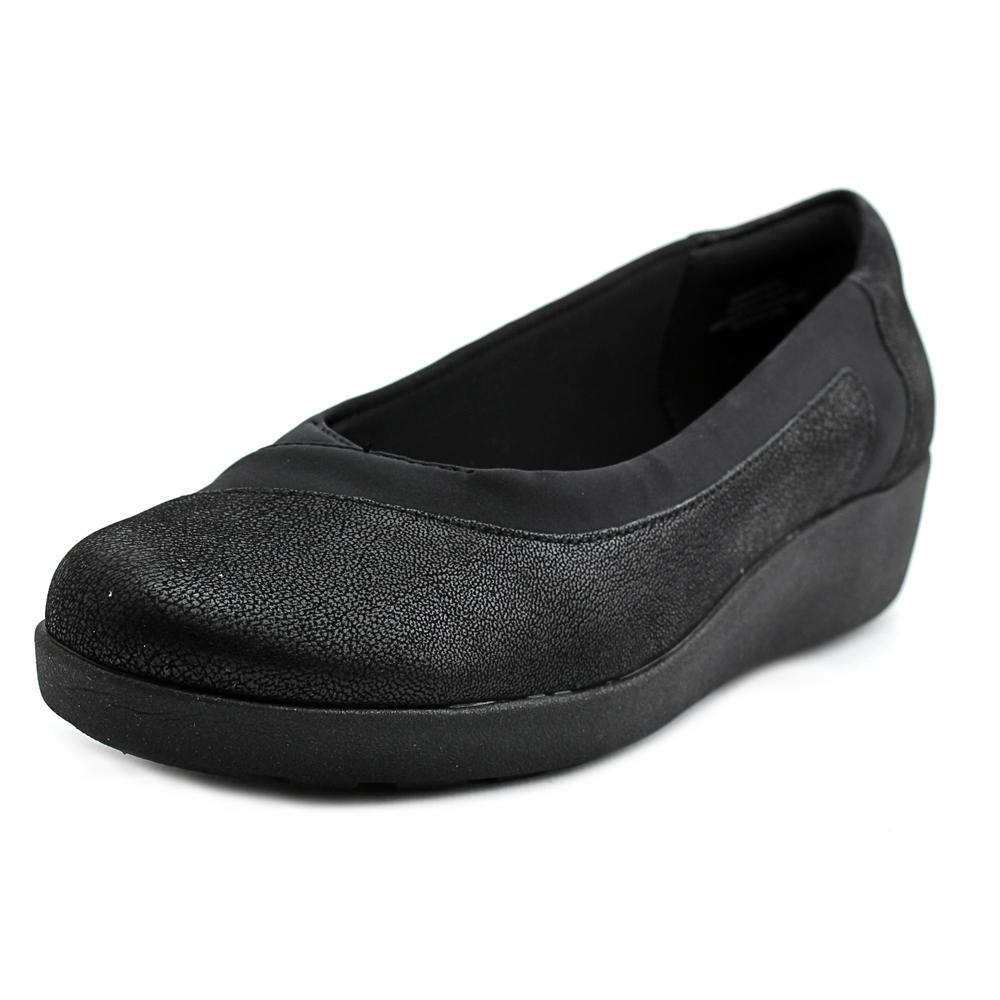 Easy Spirit e360 Kathleen Women Round Toe Canvas Loafer by Easy Spirit e360