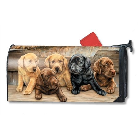 Magnet Works Bundles Of Cuteness Magnetic Mailbox Wrap Cover