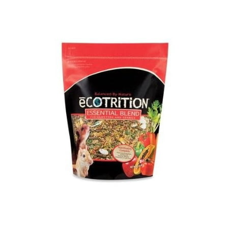 eCOTRITION™ Essential Blend Food for Hamsters & Gerbils 2 lb