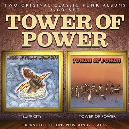 Bump City / Tower Of Power: Expanded Edition (CD) (Tower Of Power Vinyl)