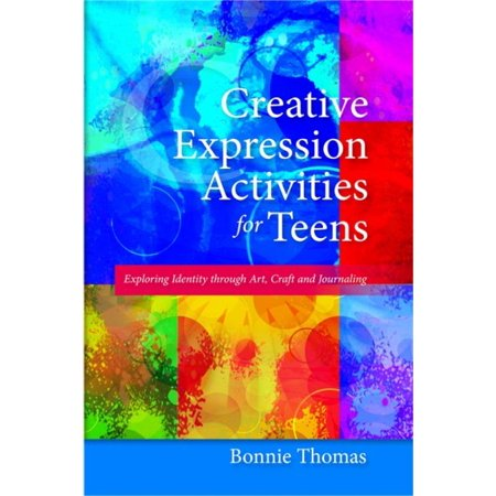 Creative Expression Activities For Teens Exploring Identity Through Art Craft And Journaling