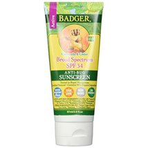 Sunscreen & Tanning: Badger Anti-Bug