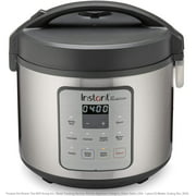 Best Rice Cookers - Instant Zest 20 Rice And Grain Cooker Review