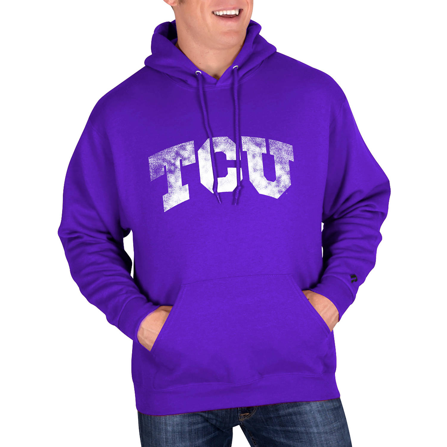 NCAA TCU Horned Frogs  Mens Classic-Fit Pullover Hood
