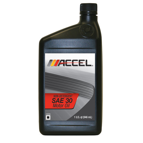 ACC130PL QT ND 30 MOTOR OIL by Warren Distribution