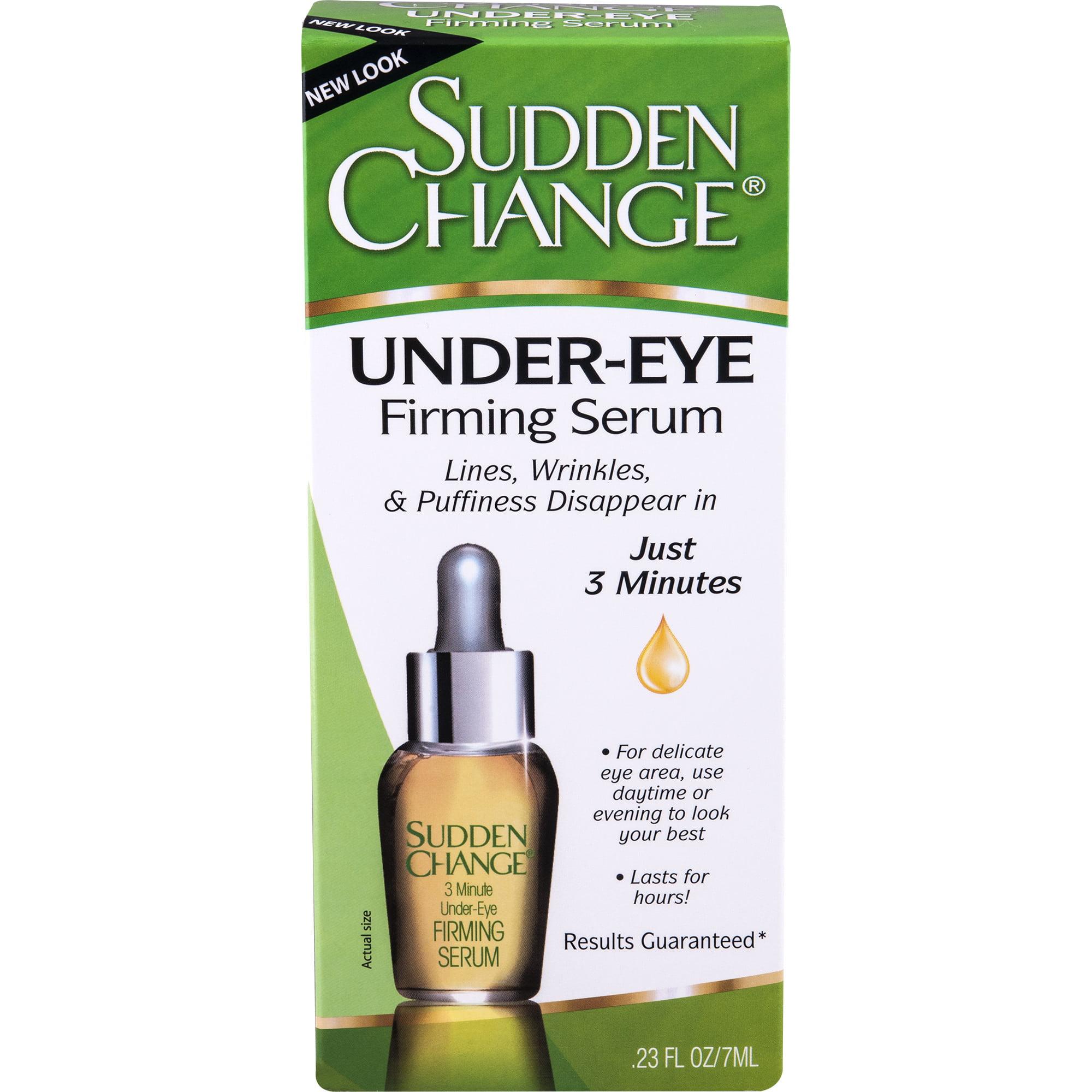 Sudden Change Under Eye Firming Serum Voucer 3second 30 Persen