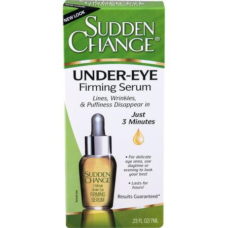 Sudden Change Under Eye - Sudden Change Under-Eye Firming Serum