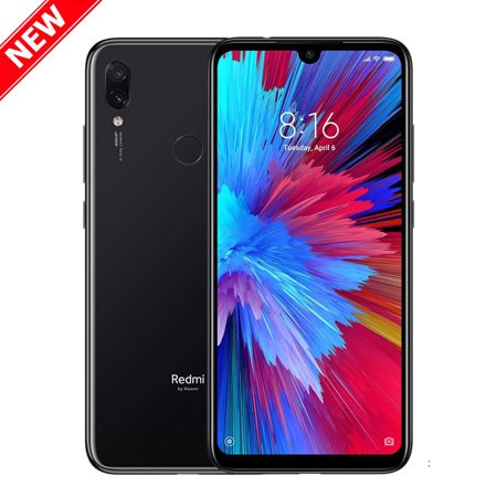 New Redmi Note 7 64GB Dual SIM M1901F7G GSM Factory Unlocked 4G LTE 6.3