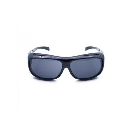 Tinymills Optic Night Vision Driving Anti Glare HD Glasses UV Wind Protection (Glare Proof Glasses)