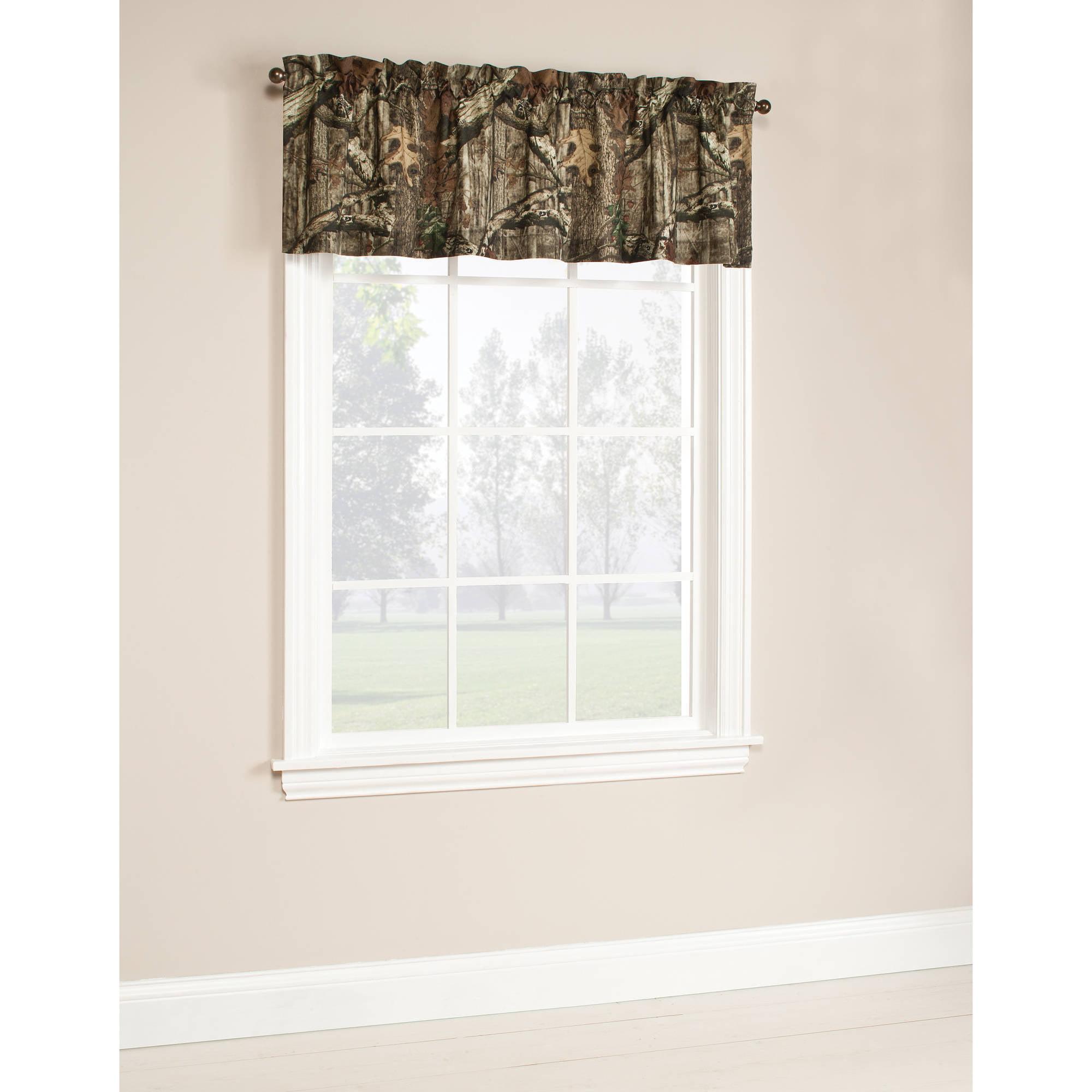 Mossy Oak Break Up Infinity Camouflage Print Window Curtain Panels    Walmart.com